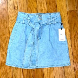 Forever21 Denim Skirt